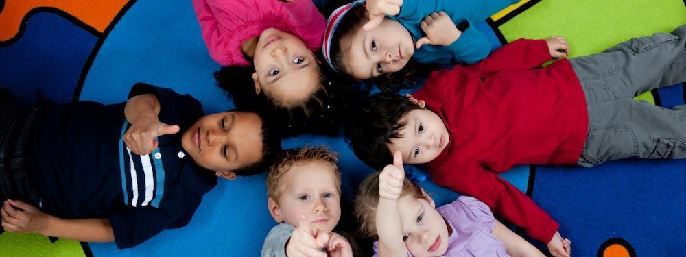 Children in Washington DC